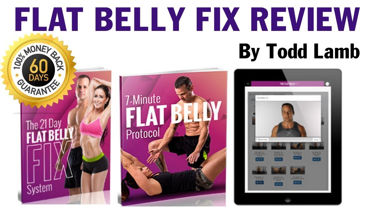 Flat Belly Fix pdf