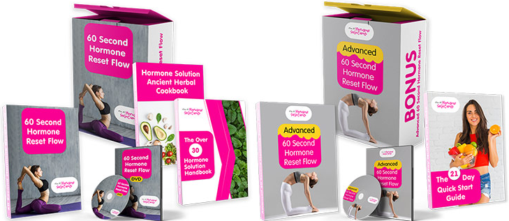 Over 30 Hormone Solution Supplement
